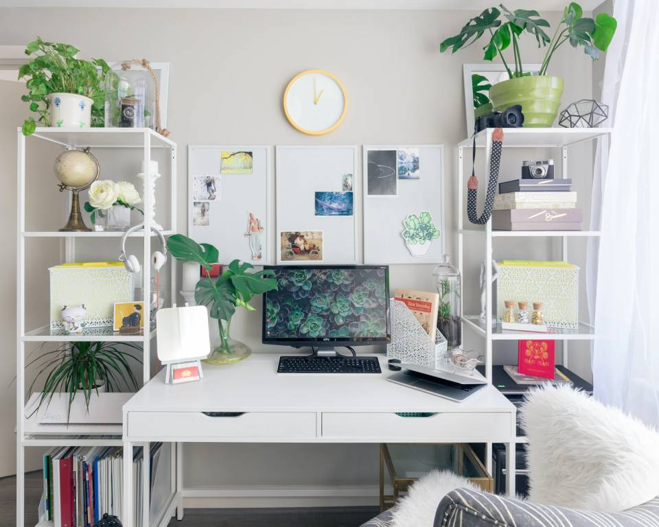 home office go green